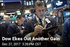 Markets Tick Upward on Quiet Trading Day