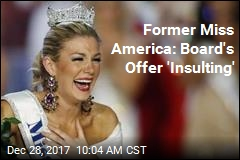 Former Miss America: Pageant's Plan Is a Joke