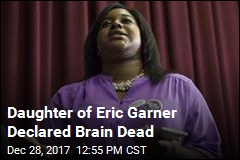 Eric Garner's Activist Daughter Declared Brain Dead