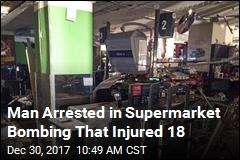 Russia Arrests Suspect in Supermarket Bombing
