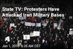 State TV: 12 Killed in Iran Protests
