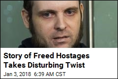 Freed Hostage Faces Charges of Sex Assault, Confinement