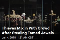 Thieves Steal Famed Jewels from Venice Exhibit
