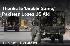 US Freezes All Military Aid to Pakistan