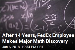 FedEx Employee Discovers New Longest Prime Number