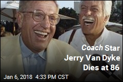 Coach Star Jerry Van Dyke Dies at 86