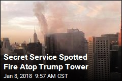 Trump Tower Fire Injures 2