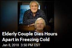 Elderly Couple Dies Hours Apart in Freezing Cold