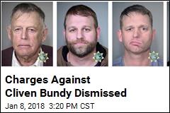 Judge Dismisses Case Against Cliven Bundy and Sons