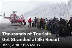 They Came to Ski, Had to Leave in a Chopper