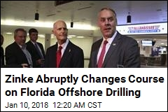 Feds Do U-Turn on Florida Offshore Drilling