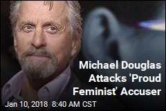 Michael Douglas Exposes Harassment Claim ... Against Himself