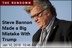 What's Next for Steve Bannon?