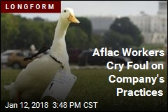 Aflac Workers Cry Foul on Company's Practices