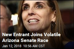 New Entrant Joins Volatile Arizona Senate Race