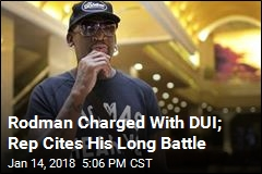 Dennis Rodman, 56, Arrested for Driving Under the Influence