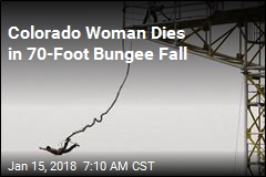 Colorado Woman Dies in 70-Foot Bungee Fall