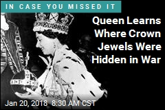 During WWII, Royals Hid Crown Jewels in Cookie Tin