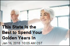 This State Is the Worst to Spend Your Golden Years In