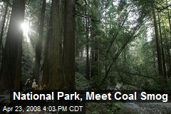 National Park, Meet Coal Smog