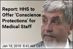 Report: HHS Moves to Protect Med Workers' 'Consciences'