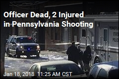 Officer Dead, 2 Injured in Pennsylvania Shooting