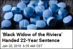 'Black Widow of the Riviera' Handed 22-Year Sentence