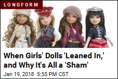 Barbies, Bratz, and Toymakers That 'Own' Little Girls' Minds