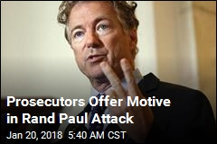 Neighbor Hit With Felony Charge Over Rand Paul Attack
