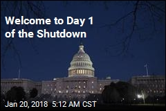 A Cheeseburger Lunch Couldn't Save Us From the Shutdown