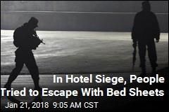 18 Killed in Kabul Hotel Siege