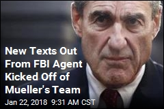 New Texts Out From FBI Agent Kicked Off of Mueller's Team
