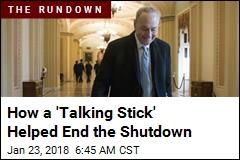 Trump: Democrats Caved on Shutdown