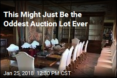 This Might Just Be the Oddest Auction Lot Ever