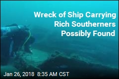 'Titanic of Its Time' Possibly Found Off NC