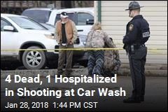 5 Dead, 1 Hospitalized in Shooting at Car Wash