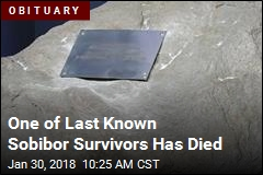 One of Last Known Sobibor Survivors Has Died