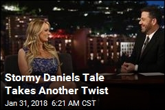 Stormy Daniels Tale Takes Another Twist