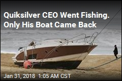 Quiksilver CEO Missing at Sea
