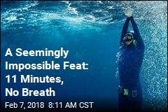 A Niche Sport With a Big Risk: Competitive Breath-Holding