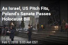 US Urges Poland to Drop Holocaust Bill