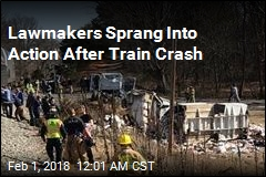 Lawmakers Sprang Into Action After Train Crash