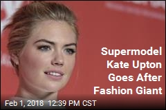 Kate Upton Calls Out Co-Founder of Guess