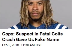 Suspect in Fatal Crash With Colts Player Deported Twice