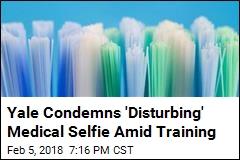 'Disturbing' Dentistry Selfie Causes a Stir at Yale