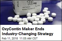 Maker of OxyContin to Stop a Long-Criticized Practice