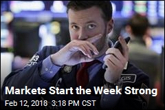 Dow Claws Back 410 Points After Last Week