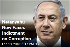 Israeli Cops Say Netanyahu Should Be Indicted