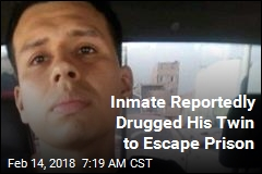 Man Who Posed as Twin to Escape Prison Is Found