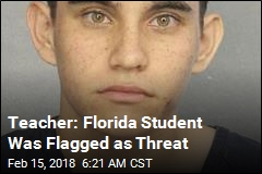 Florida Student Had Been Flagged as Threat